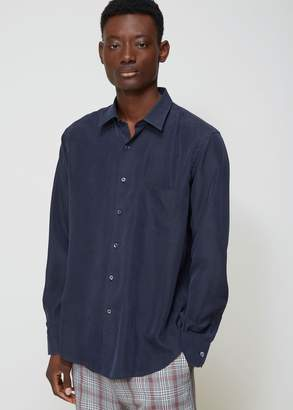 COBRA S.C. Washed Silk Legacy Button Up Shirt