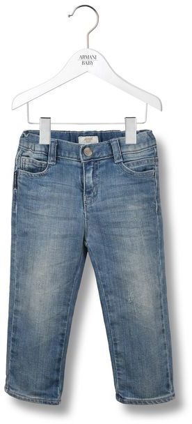 Armani Junior 5 Pockets Pants