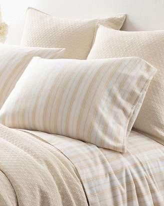 Pine Cone Hill Shelburne Stripe Flannel Full Sheet Set