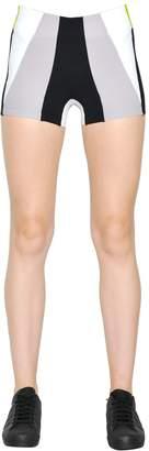 NO KA 'OI Haku Patchwork Microfiber Shorts