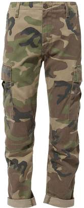 RE/DONE Camo Cargo Pants