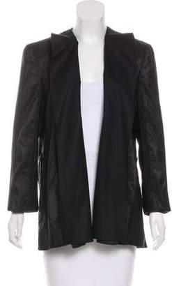 Giorgio Armani Textured Wool Blazer