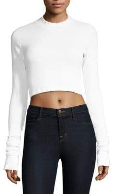 Cotton Citizen Monaco Crop Pullover