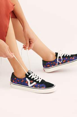 Vans Leopard Sport Sneakers