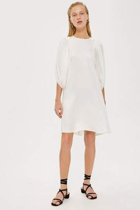 Topshop **Balloon Sleeve Dress by Boutique