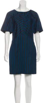 Rebecca Minkoff Stripe Europa Dress w/ Tags