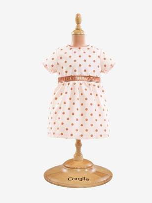 Vertbaudet Polka Dot Dress for 36 cm Doll, Corolle