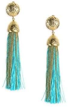 Rosantica Corda Tassel Earrings