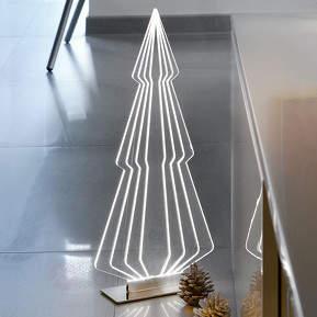 Buy Weihnachtliche LED-Dekorationsleuchte Pine X-Mas!