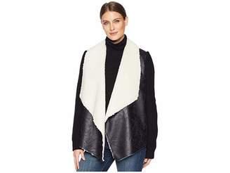Tribal Mix Fabric Jacket