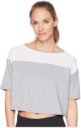 New Balance Determination Top Women's Short Sleeve Pullover