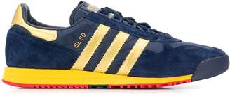 adidas SL 80 lace up sneakers