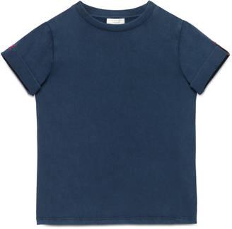 Children's star Web cotton t-shirt $160 thestylecure.com