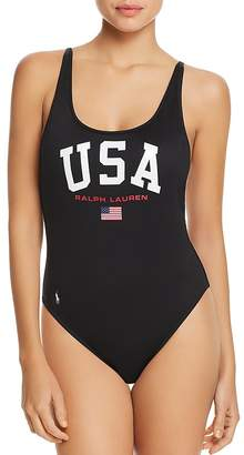 ralph lauren flag bikini usa patriotic polo shirts