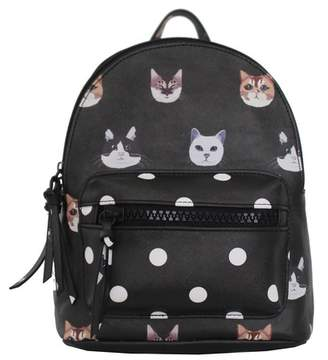 T-Shirt & Jeans Cat Dome Small Backpack