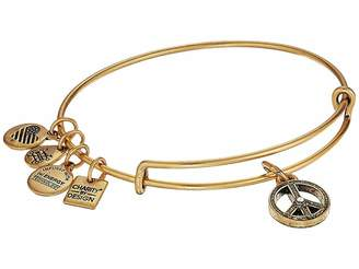 Alex and Ani Charity by Design UNICEF Peace Bangle
