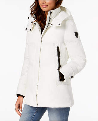 Vince Camuto Hooded Puffer Coat