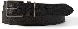 Banana Republic D-Ring Keeper Leather Belt