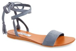 Women's Steve Madden Kapri Wraparound Lace Sandal $69.95 thestylecure.com