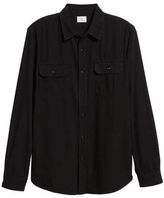 AG Jeans Benning Slim Fit Utility Shirt