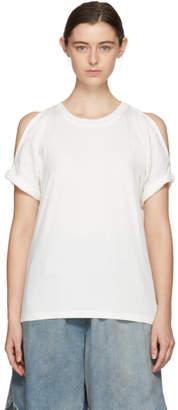 Maison Margiela Off-White Basic T-Shirt