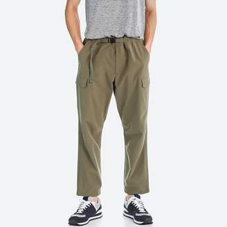 Uniqlo MEN Stretch Cargo Ankle Pants