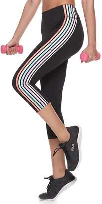 Fila Sport Women's SPORT Fashion High-Waisted Capri Leggings