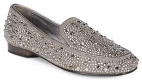 Donald J Pliner Helene Leather Loafers