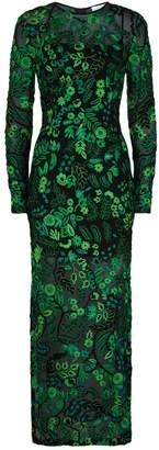 Rachel Gilbert Ilona Floral Gown