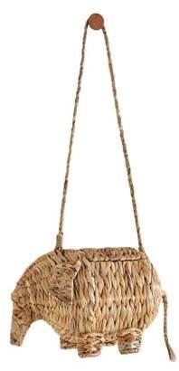 MANGO Handmade elephant bag