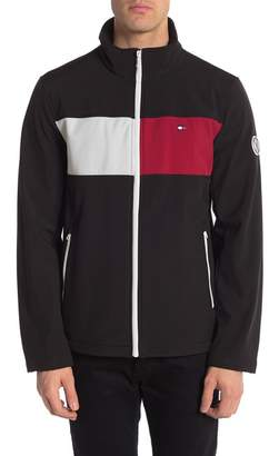Tommy Hilfiger Colorblock Zip-Up Jacket