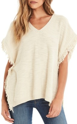 Women's Michael Stars Cotton Poncho $148 thestylecure.com