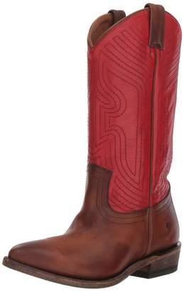 Frye Women's Billy Stitch Pull On Western Boot