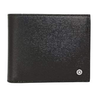 Montblanc Mont Blanc Wallet 11cc With View Pocket