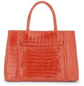 Nancy Gonzalez Crocodile Leather Tote Bag