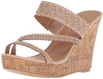 Athena Alexander Women's Aerin Wedge Sandal