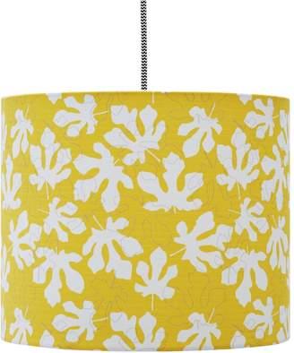Rosa & Clara Designs - Fig Leaves Lampshade Medium