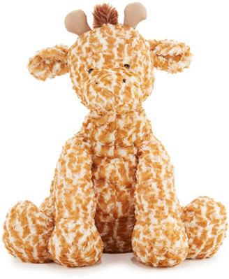Jellycat Huge Fuddlewuddle Giraffe Stuffed Animal, Tan/Cream $72 thestylecure.com