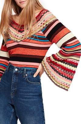 Free People Heart & Soul Sweater