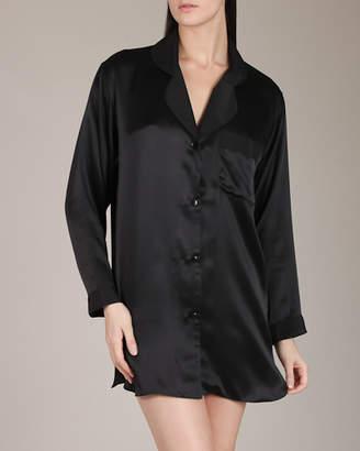 Patricia Fieldwalker Petal Collar Nightshirt