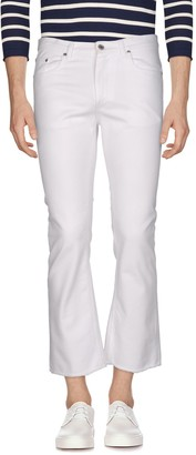 MSGM Denim pants - Item 42633986BT