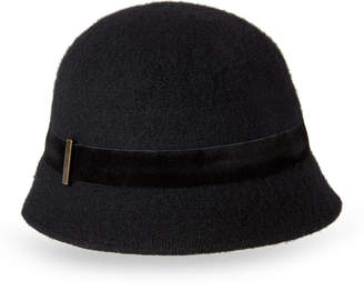 Betmar Wool-Blend Cloche Hat