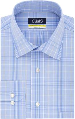 Chaps Big & Tall Stretch Collar Dress Shirt