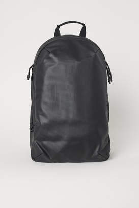 H&M Backpack with Two Compartments - Black