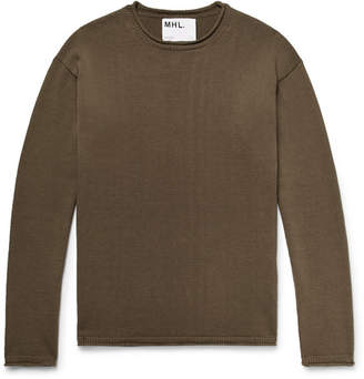 Margaret Howell Cotton Sweater
