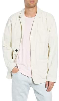 Herschel Wrinkled Chore Jacket