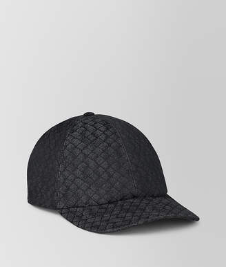 Bottega Veneta NERO COTTON HAT