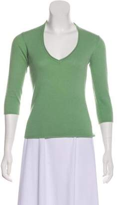 Eres Cashmere Knit Sweater