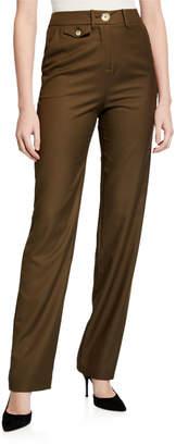 Roxy Anna Quan Straight-Leg Pants