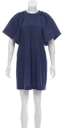 Rachel Comey Houndstooth Wool Dress